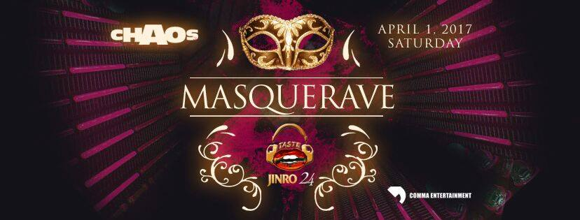 [EVENTS] HiteJinro: MasqueRave Party
