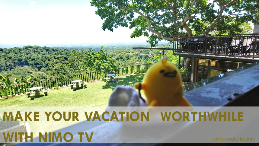 Make Your Vacation Worthwhile with Nimo TV