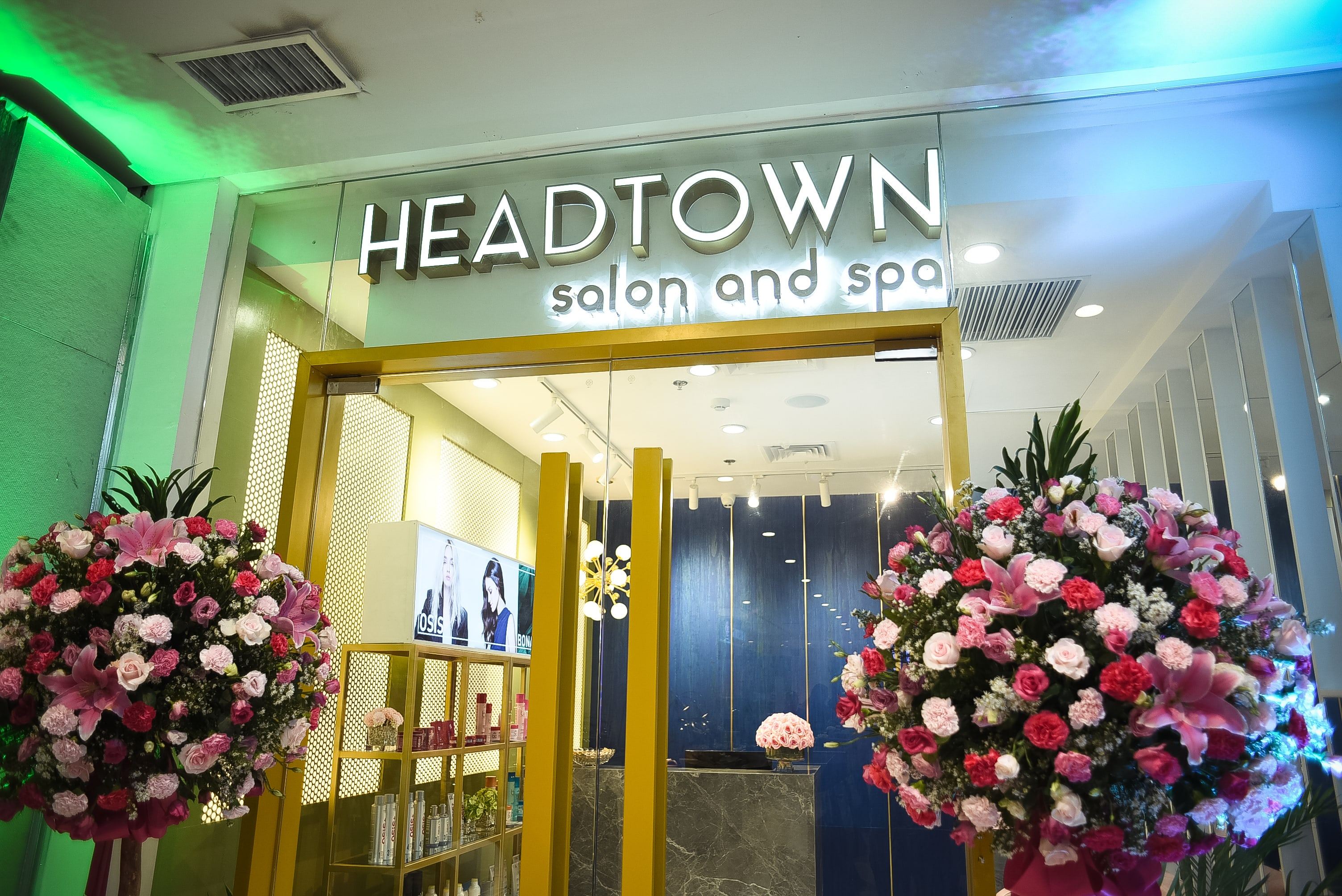 Get Your Crowning Moment at Headtown Salon and Spa
